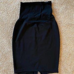 Dresses & Skirts - Maternity black skirt - small
